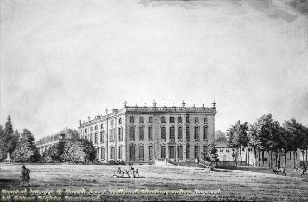 Wingerworth-Hall-in-1783