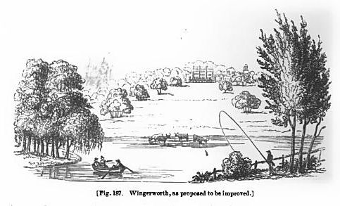 wingerworth house as proposed